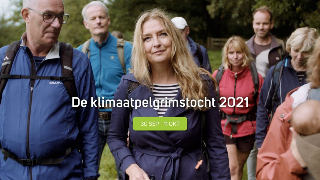 Klimaatpelgrimstocht 2021